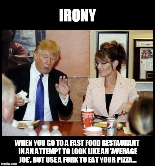 ... ,humor,politics,donald trump,sarah palin   made w/ Imgflip meme maker