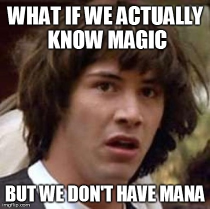 Magic Meme Conspiracy keanu meme: imgarcade.com/1/magic-meme