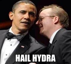 The Government | image tagged in hail hydra,meme | made w/ Imgflip meme maker
