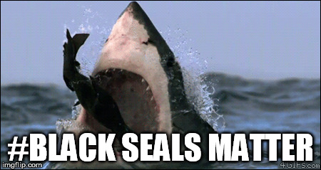 #BLACK SEALS MATTER | made w/ Imgflip meme maker