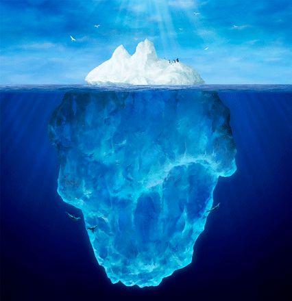 Iceberg Blank Template - Imgflip