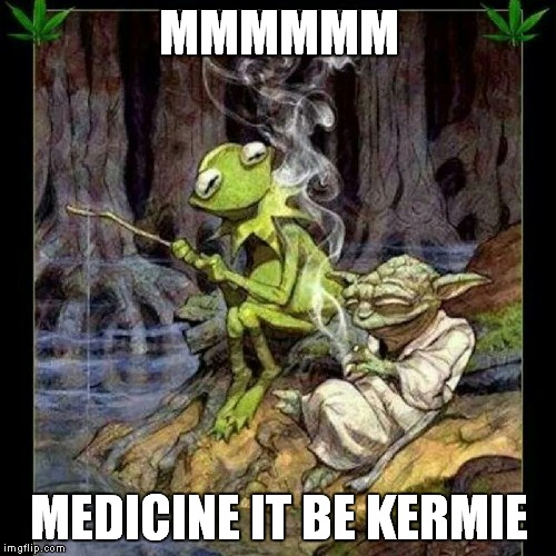 MMMMMM MEDICINE IT BE KERMIE | made w/ Imgflip meme maker