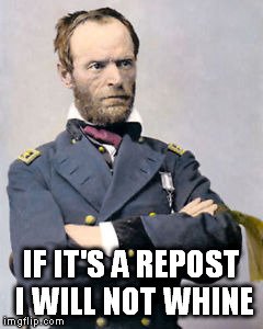 IF IT'S A REPOST I WILL NOT WHINE | made w/ Imgflip meme maker