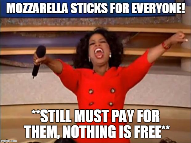 Oprah You Get A Meme Imgflip