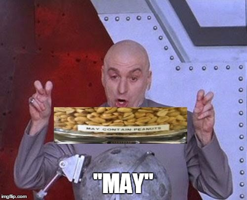 "Dr Evil Laser Meme | ""MAY"" 