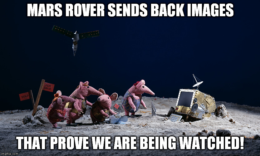 mars rover meme - photo #20