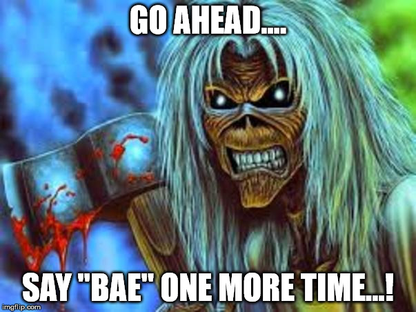 "Eddie Vs. ""Bae"" 