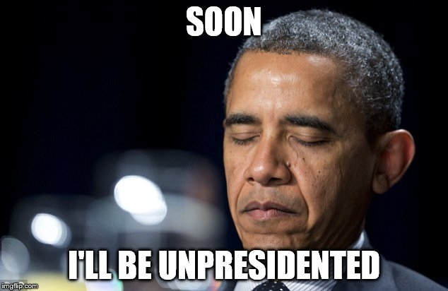 SOON I'LL BE UNPRESIDENTED | made w/ Imgflip meme maker