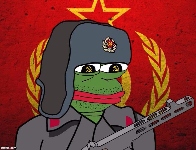 Pepe Soviet | . | image tagged in pepe soviet | made w/ Imgflip meme maker
