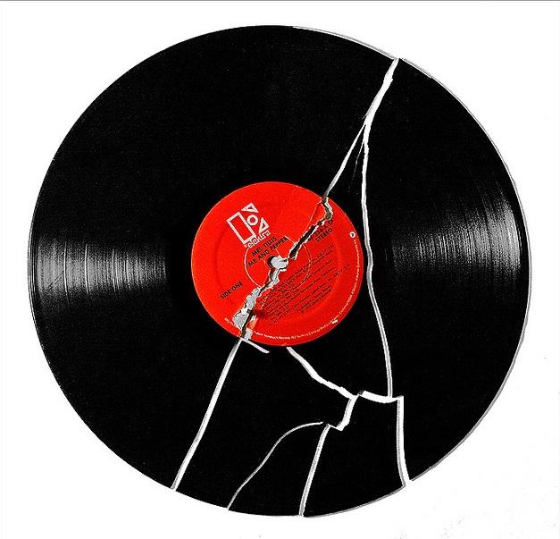 Broken Record Blank Template - Imgflip