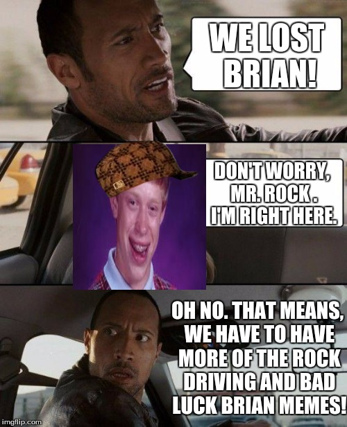 The Rock S Nightmare Continues Imgflip Nightmare may be the content creator that is mainly focused on, but he is not the only one that involved in content on this sub. the rock s nightmare continues imgflip