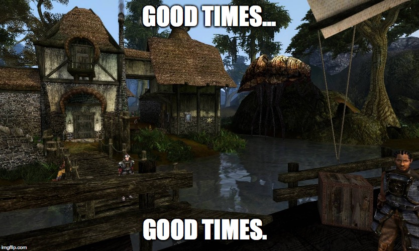 GOOD TIMES... GOOD TIMES. | made w/ Imgflip meme maker