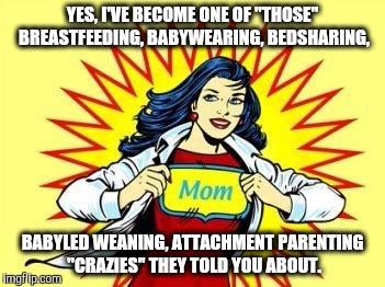 Super Mom Imgflip