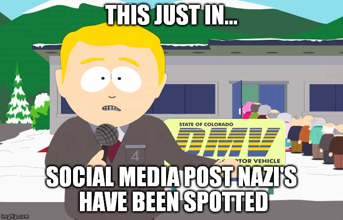 TSU Closes Down because of social media post nazi's