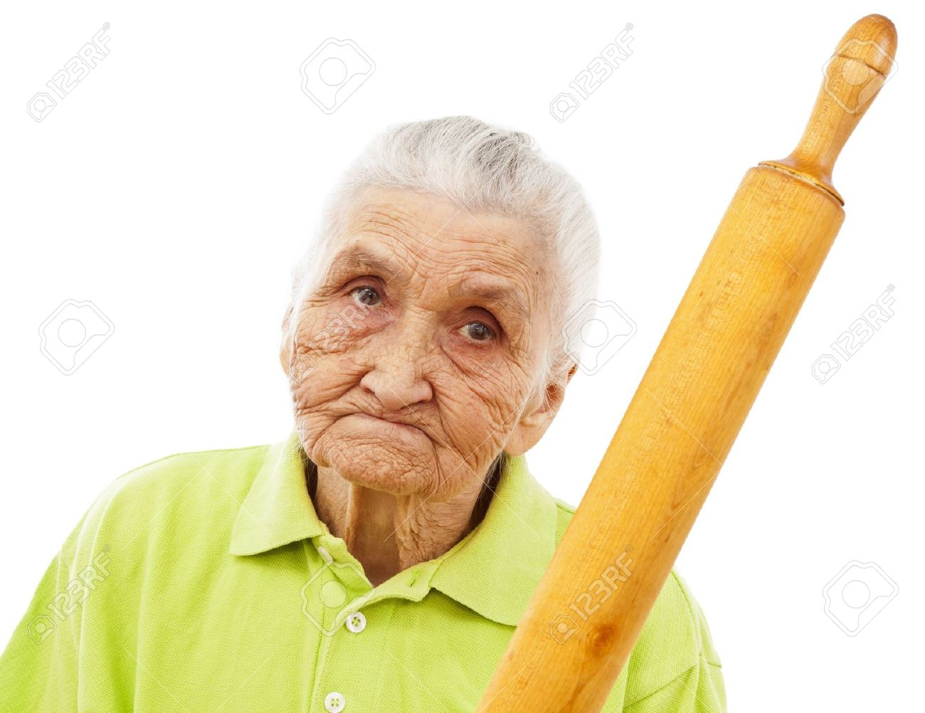 Angry Grandmother Blank Template Imgflip