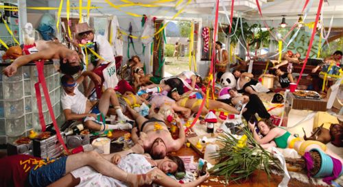 Image result for party aftermath