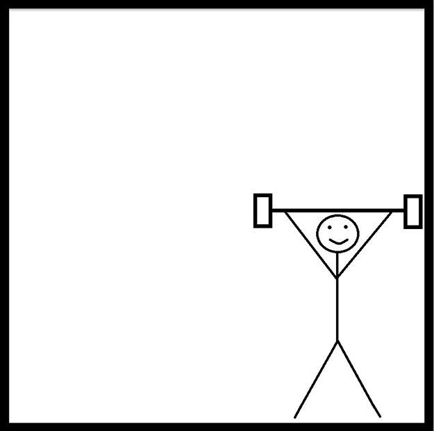 be like bill gym blank template imgflip