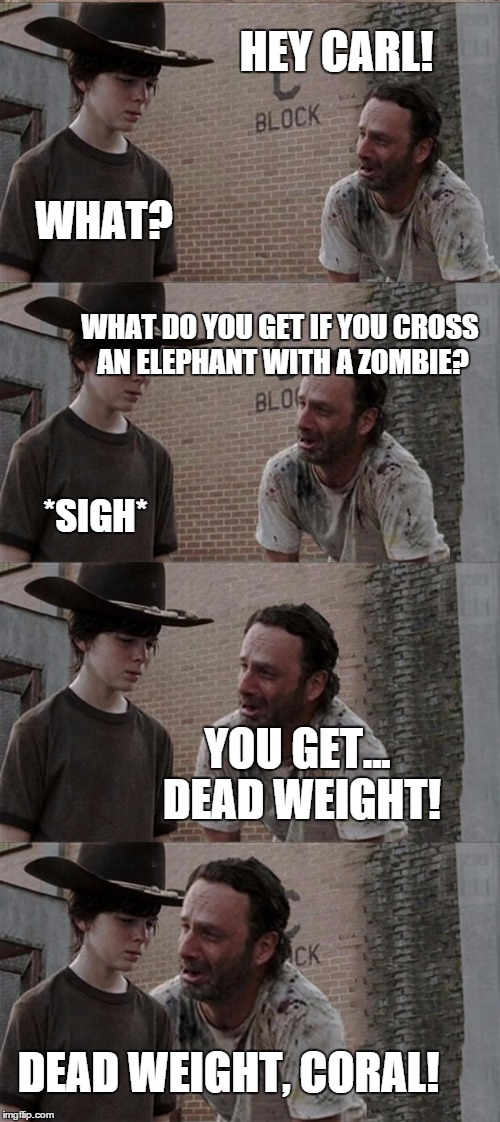 xuhxp rick and carl long meme imgflip