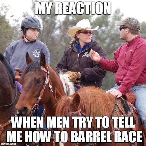 Barrel Racing Imgflip