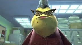 Monsters Inc Roz Blank Template Imgflip