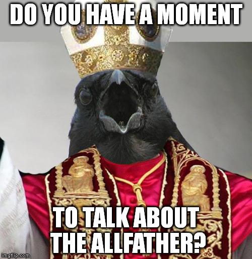 y5wd0 pardon me, sir, but imgflip,Odin Meme