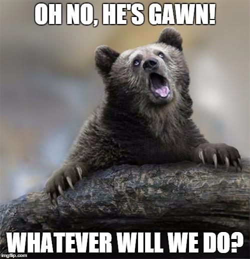Sarcastic Bear Meme Generator Imgflip