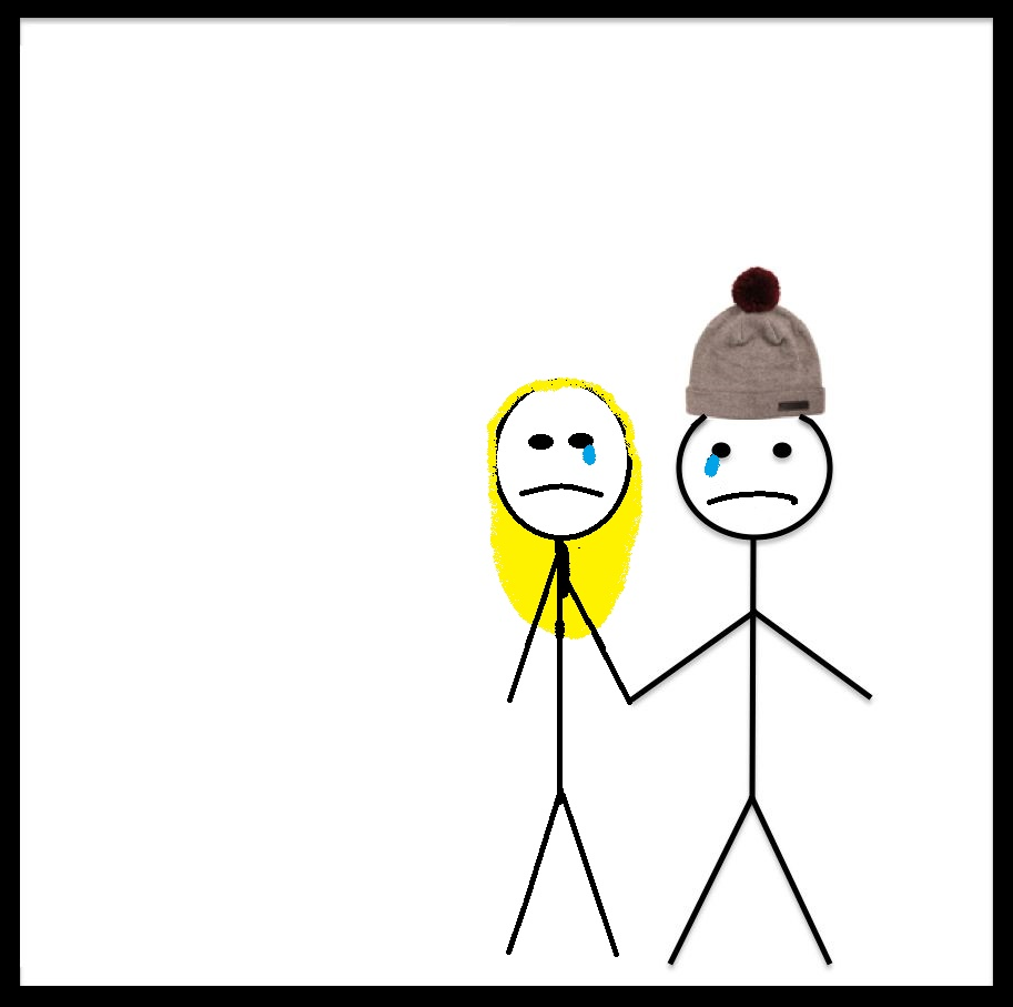 be like bill couple sad blank template imgflip