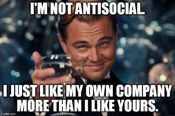 Here Are 7 Signs That You Are A Anti-Social Person 2