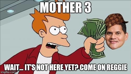 Shut Up And Take My Money Fry Meme - Imgflip