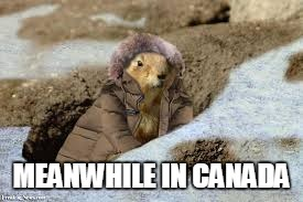 MEANWHILE IN CANADA | made w/ Imgflip meme maker