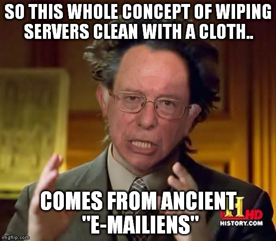 "she won't feel the ""burn"" 