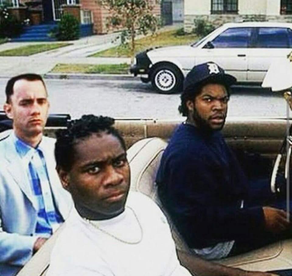 Straight Outta Compton Blank Meme
