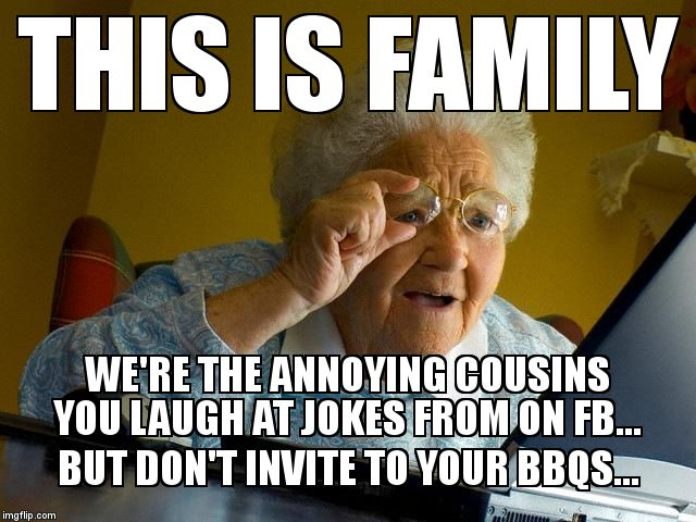 cousin memes for facebook