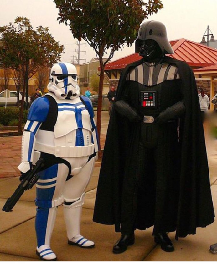 fat stormtrooper blank template imgflip