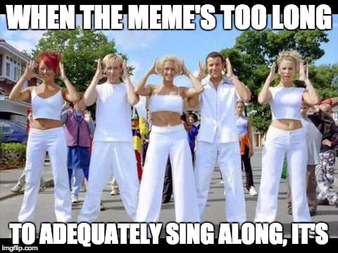 Tragedy  | WHEN THE MEME'S TOO LONG TO ADEQUATELY SING ALONG, IT'S | image tagged in tragedy,steps,singalong,sillymemes,h,h from steps | made w/ Imgflip meme maker