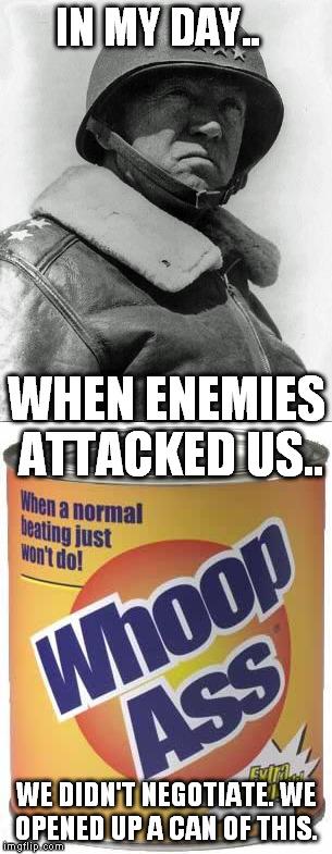 Gen George Patton Memes Gifs Imgflip