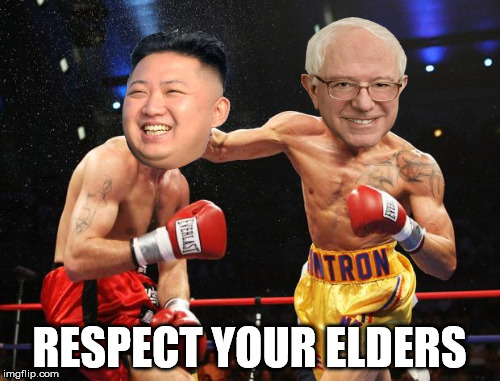 RESPECT YOUR ELDERS | made w/ Imgflip meme maker