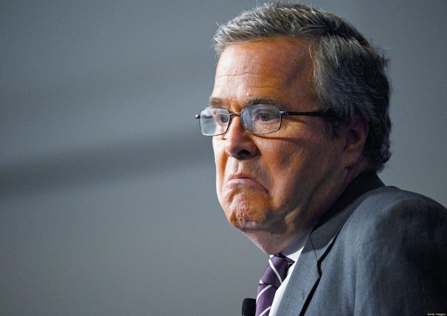 Jeb Bush Blank Template Imgflip