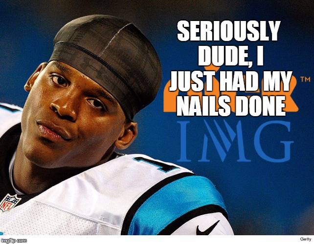 SERIOUSLY DUDE, I JUST HAD MY NAILS DONE | made w/ Imgflip meme maker