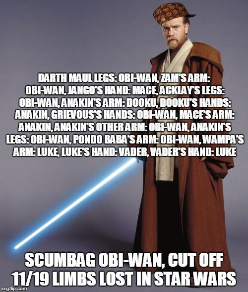 New meme imgflip for Obi sandfilter