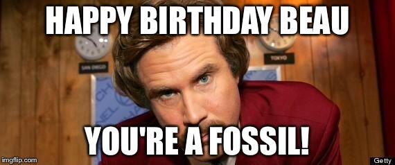 Will Ferrell Happy Birthday Imgflip
