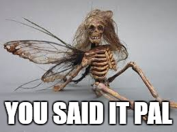 waiting | YOU SAID IT PAL | image tagged in waiting | made w/ Imgflip meme maker