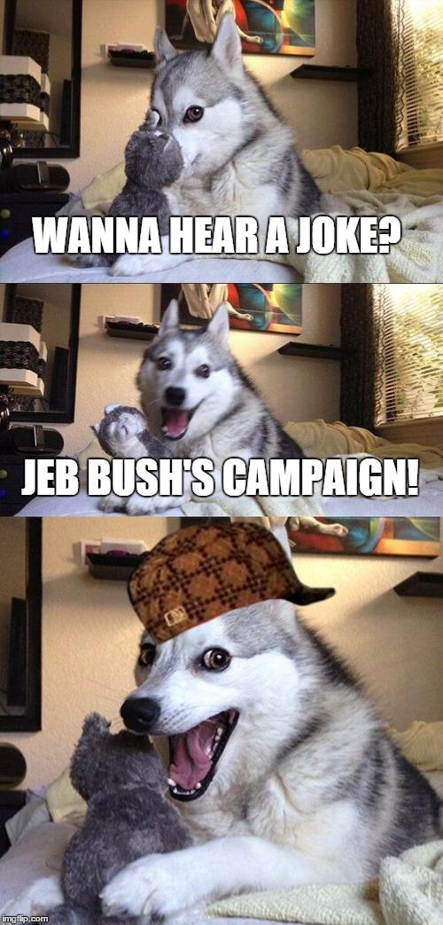 Funny Dog Meme Generator : Bad pun dog meme imgflip