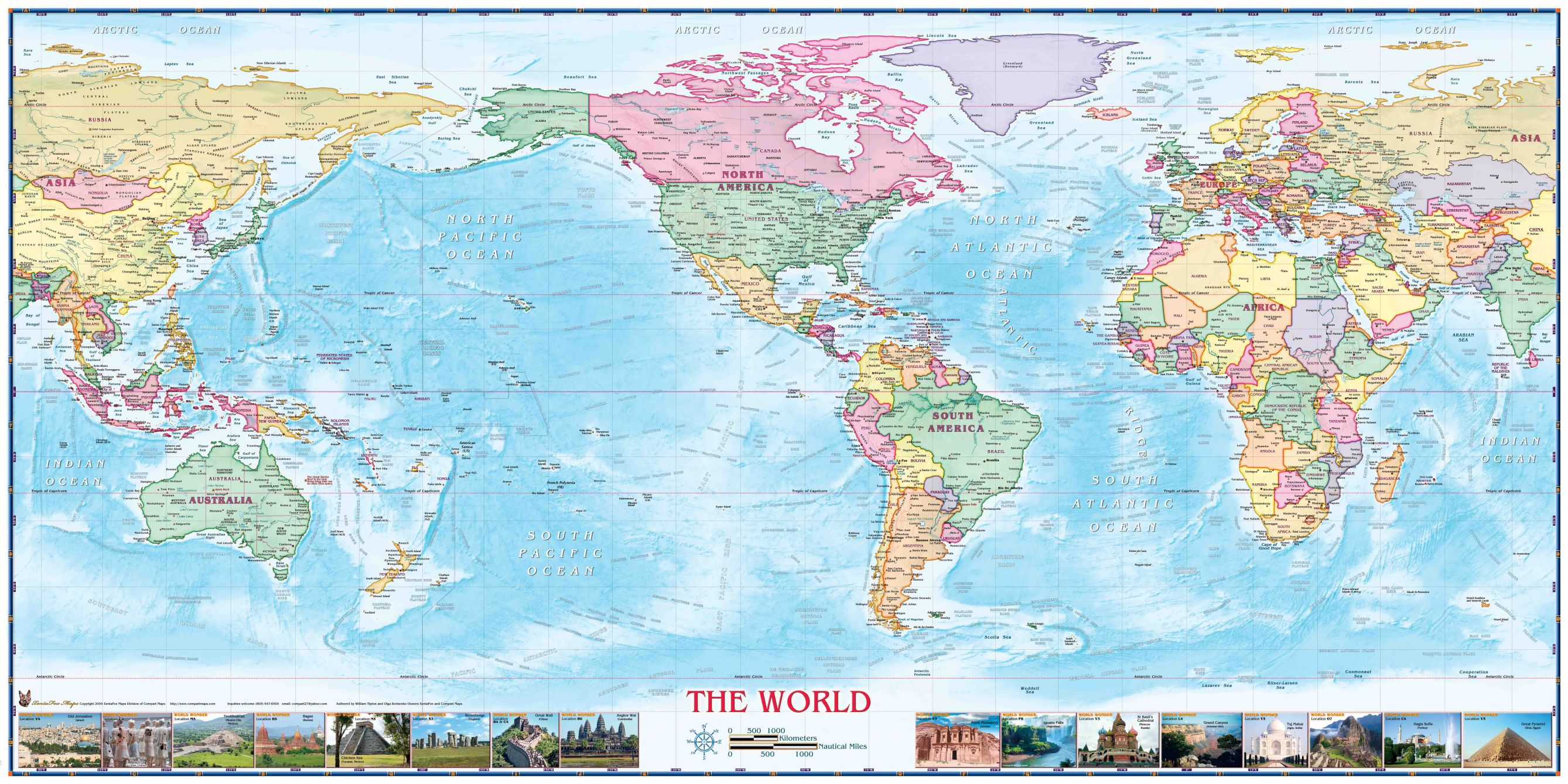 World Political Map Blank Template Imgflip - World political map blank