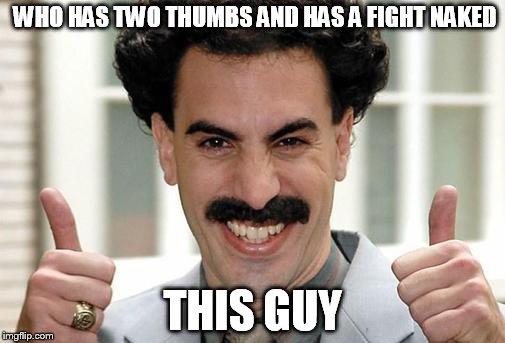 z3ojh borat thumbs up excited meme generator imgflip,Meme Generator Two Images
