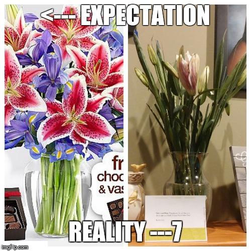 sex reality vs expectation