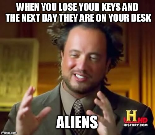 Ancient Aliens Meme Imgflip