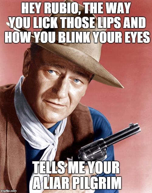 John Wayne Imgflip