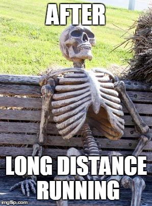 long distance run