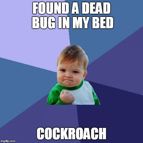 z9off i used to work in a bed bug lab imgflip